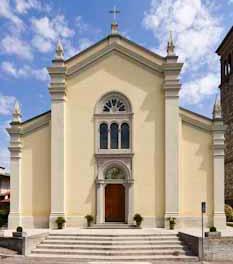 Chiesa di San Martino Vescovo a Basaldella di Campoformido.