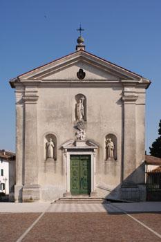 Chiesa di San Martino a Tapogliano
